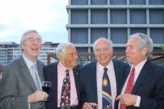 Drs. Nugent, Brazelton, Gomes-Pedro and Tronick