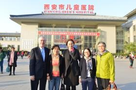 Conference speakers from left: J. Kevin Nugent, Hui Li, Susan Nicolson, Chuen Wai Lee, Shohei Ohgi.