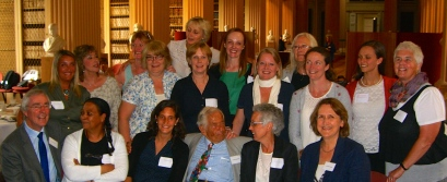UK NBAS/NBO group with Dr. Brazelton, Dr. Nugent, Dr Hawthorne and Betty Hutchon