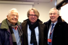 Drs. Brazelton, Moen and Nugent, Boston Children's Hospital.