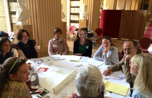 The NBO in Research Roundtable lad by Beth McManus