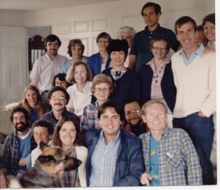 NBAS Trainers Cape Cod 1981