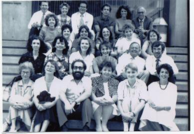 NBAS Fellows 1986