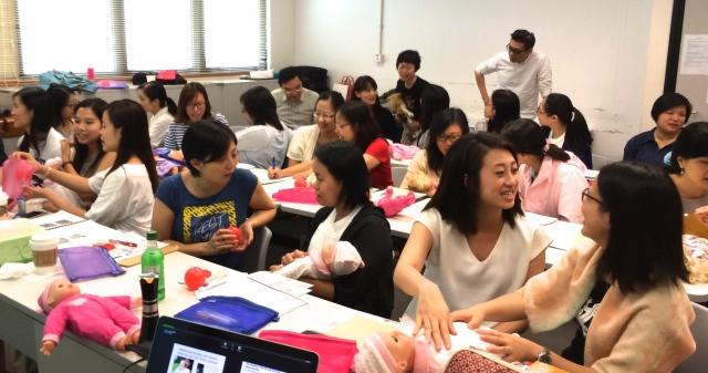 NBO Training Hong-Kong, 2016