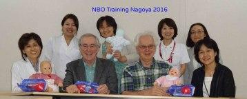 NBO Training University of Nagoya, 2016