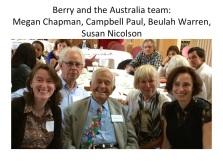 Australia NBO Training Team