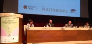 Final Panel: Manuela Orru, Luca Migliaccio, Gherardo Rapisardi, Susanna Federici.