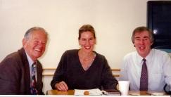 2000 - NBAS Meeting Boston, Berry, Nadia and Kevin