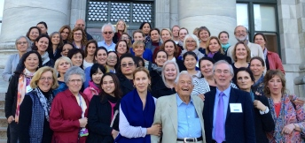NBO and NBAS Trainers at Harvard with Berry Brazelton