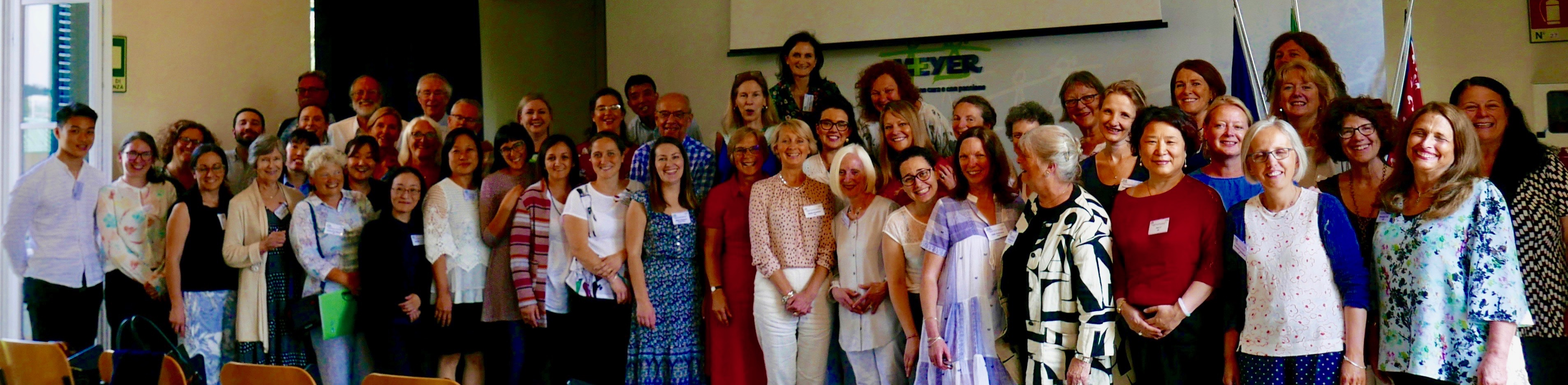 NBO and NBAS Trainers Florence, 2018